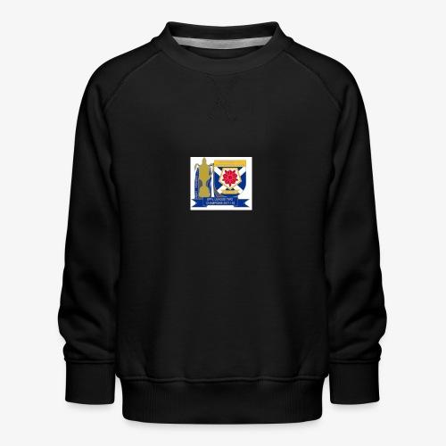 MFCSC Champions Artwork - Kids' Premium Sweatshirt