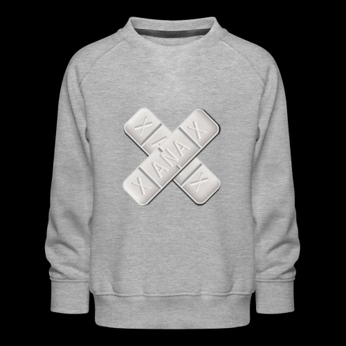Xanax X Logo - Kinder Premium Pullover