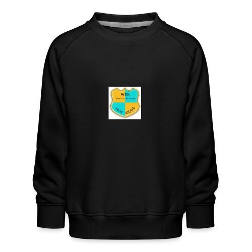STG Vienna Kickers Logo - Kinder Premium Pullover