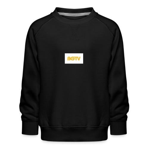 BGTV - Kids' Premium Sweatshirt