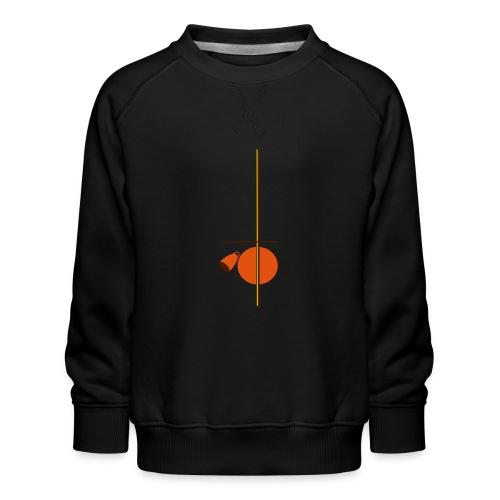 berimbau caxixi - Kids' Premium Sweatshirt