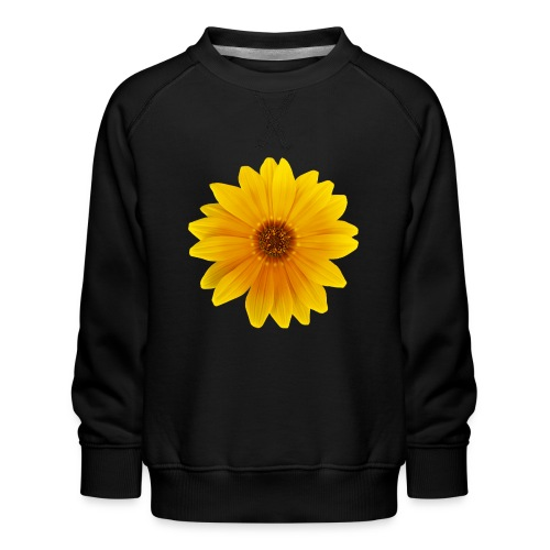 TIAN GREEN Garten - Mittagsgold 2020 01 - Kinder Premium Pullover