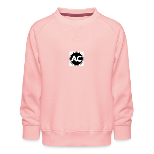 AC logo - Kids' Premium Sweatshirt