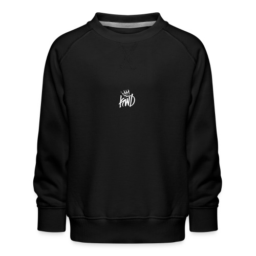 Kings Will Dream Top Black - Kids' Premium Sweatshirt