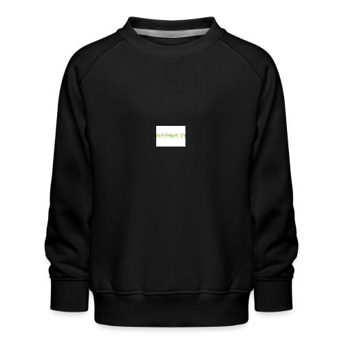 deathnumtv - Kids' Premium Sweatshirt