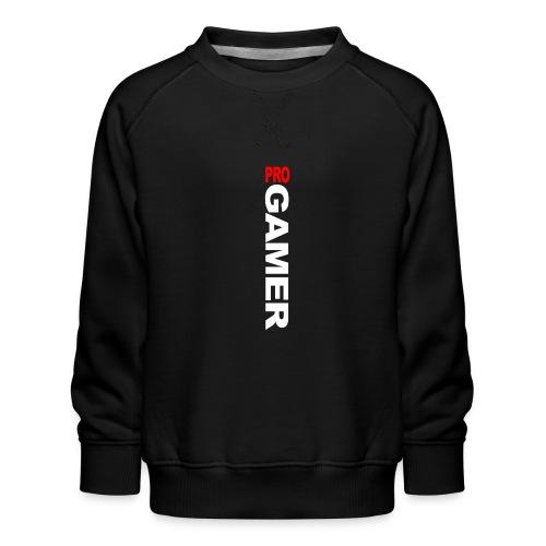 Pro Gamer (weiss) - Kinder Premium Pullover