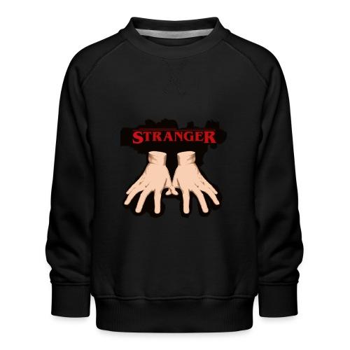 Stranger 'Addams Family' Things - Kids' Premium Sweatshirt