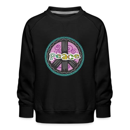 Peace - Kinder Premium Pullover
