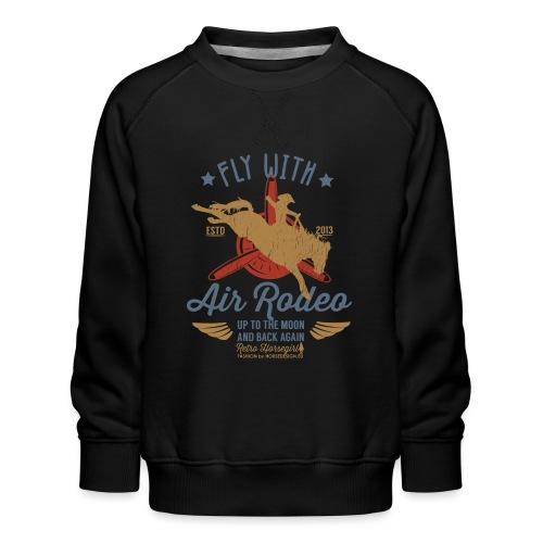 Flieg mit uns - Kinder Premium Pullover