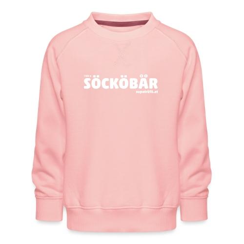 supatrüfö söcköbär - Kinder Premium Pullover