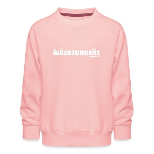 supatrüfö wasbsunders - Kinder Premium Pullover
