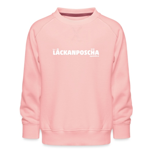 supatrüfö LACKANPOSCHA - Kinder Premium Pullover