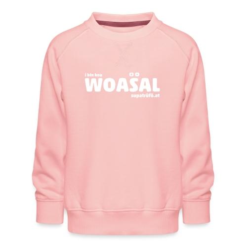 supatrüfö WOASAL - Kinder Premium Pullover