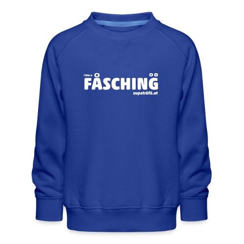 supatrüfö FASCHING - Kinder Premium Pullover