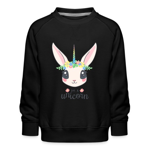 I am Unicorn - Kinder Premium Pullover