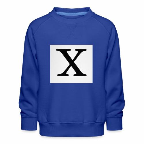 THE X - Kids' Premium Sweatshirt