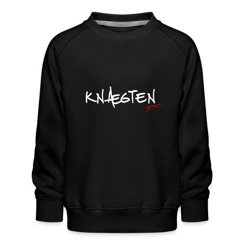 Knægten Support - Galaxy Music Lab - Børne premium sweatshirt