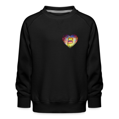 Be a 70th Heart with that special Popper Hippie B - Kids' Premium Sweatshirt