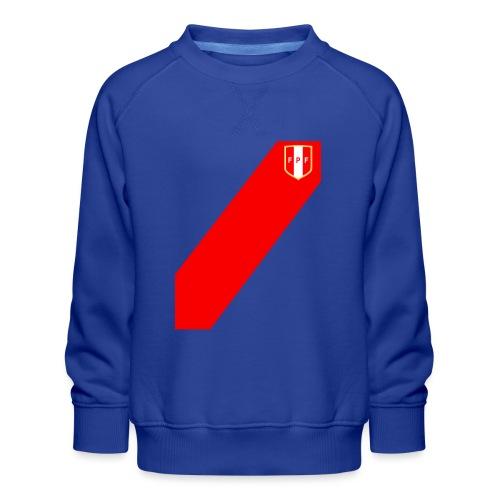Seleccion peruana de futbol (Recto-verso) - Kids' Premium Sweatshirt