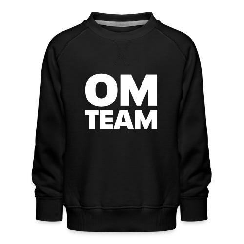 om team - Kinder Premium Pullover
