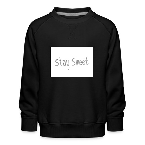 Cake sy LP Merch stay sweet - Kinder Premium Pullover