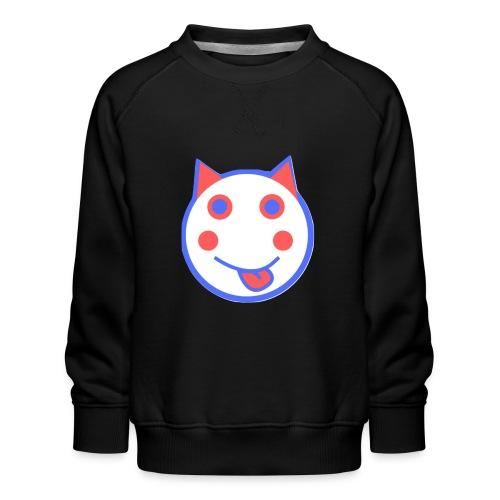 Red White And Blue - Alf Da Cat - Kids' Premium Sweatshirt