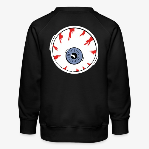 I keep an eye on you / Auge - Kinder Premium Pullover