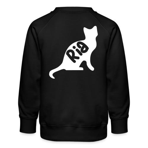 Team Ria Cat - Kids' Premium Sweatshirt