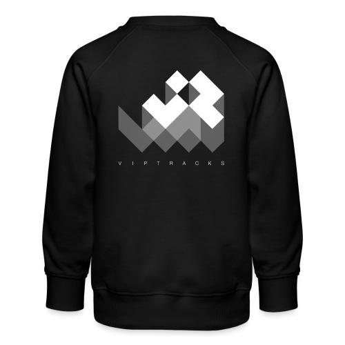LOGO VIPTRACKS RELEASES - Kinderen premium sweater