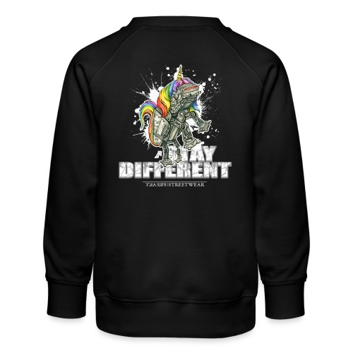 Stay Different - Imperial Unicorn - Kinder Premium Pullover