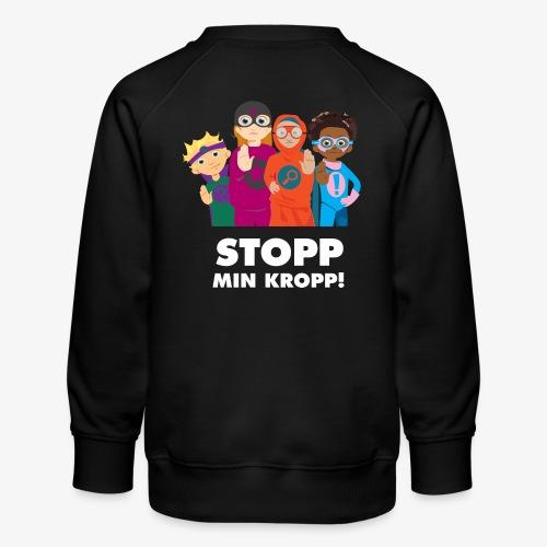Stopp min kropp! - Premiumtröja barn