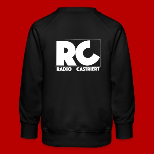 Radio CASTriert 2017/2018 - Kinder Premium Pullover