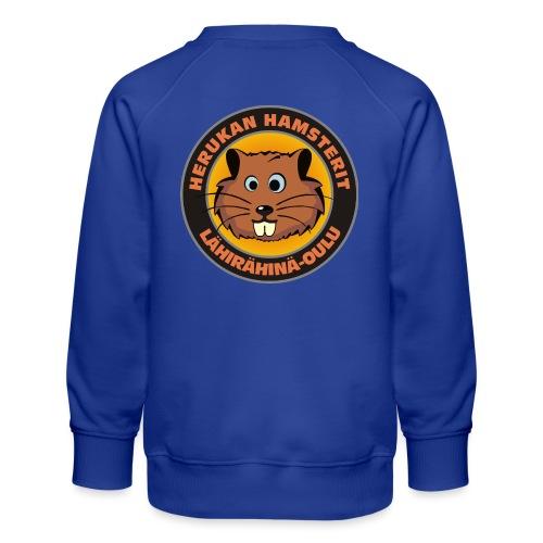 Herukan Hamsterit - Lasten premium-collegepaita