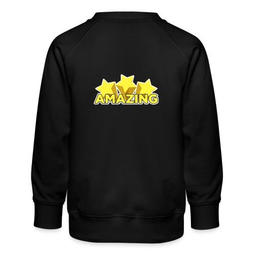 Amazing - Kids' Premium Sweatshirt