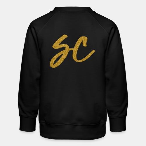 GOLD - Kids' Premium Sweatshirt