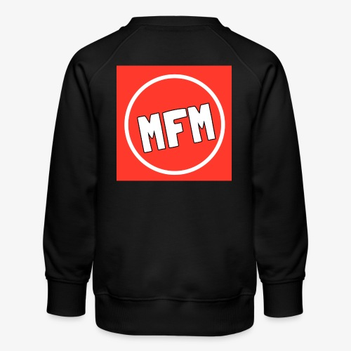 MrFootballManager Clothing - Kids' Premium Sweatshirt