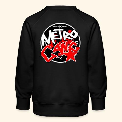 METRO GANG LIFESTYLE - Kids' Premium Sweatshirt