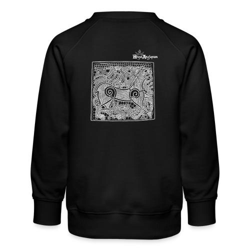 Regia TShirt Beastie White - Kids' Premium Sweatshirt