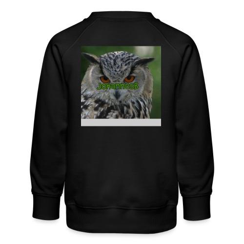 JohannesB lue - Premium-genser for barn