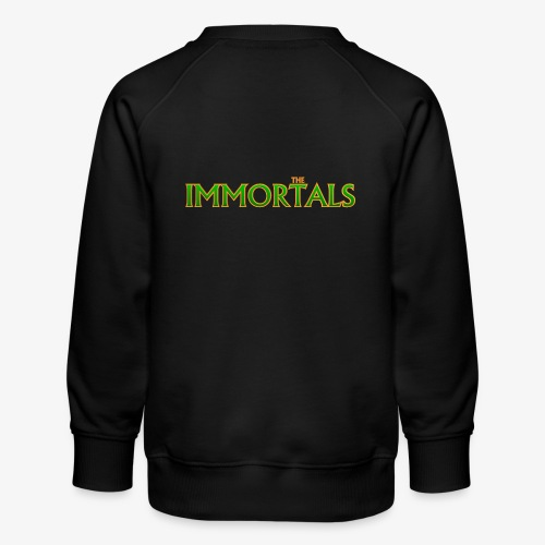Immortals - Kids' Premium Sweatshirt