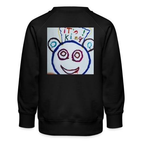 de panda beer - Kinderen premium sweater