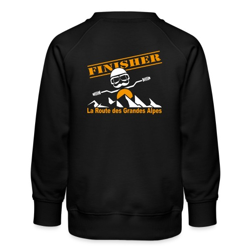 Finisher motofree - Sweat ras-du-cou Premium Enfant