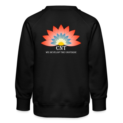 Support Renewable Energy with CNT to live green! - Kids' Premium Sweatshirt