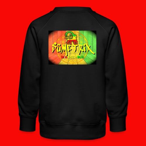 SÜMETRIX FANSHOP - Kinder Premium Pullover