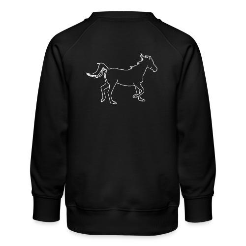 Pferd - Kinder Premium Pullover