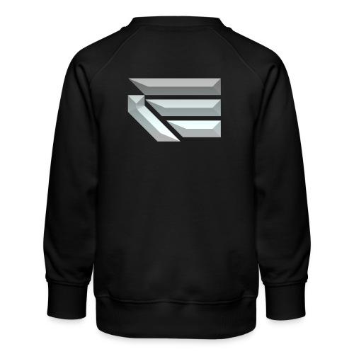 Edmondson's YouTube Logo - Kids' Premium Sweatshirt