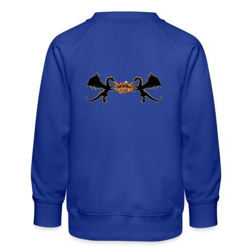 Styler Draken Design - Kinderen premium sweater
