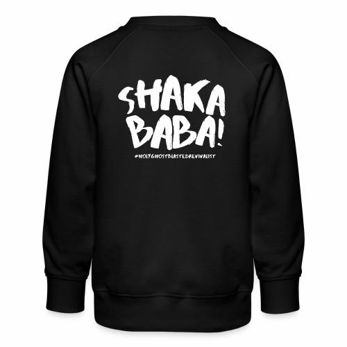 shaka - Lasten premium-collegepaita
