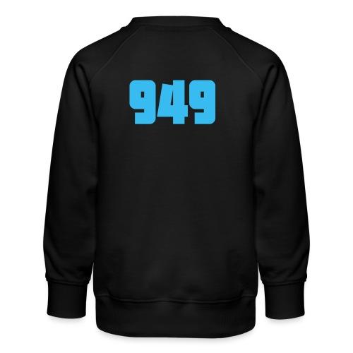 949blue - Kinder Premium Pullover