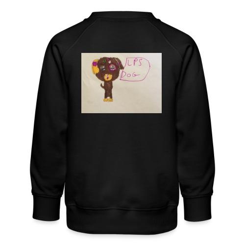 Little pets shop dog - Kids' Premium Sweatshirt